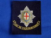 COLDSTREAM GUARDS 2nd BATTALION BLAZER BADGE